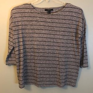 FOREVER 21 1/2 Sleeve Top